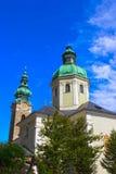 Peter-Friedhof in Salzburg Lizenzfreie Stockfotos