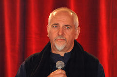 Peter Gabriel Stock Photos