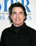 Peter Gallagher. Museum of TV & Radio Golf Tournament Riviera Country Club Pacific Palasides, CA April 10, 2006 Stock Photos