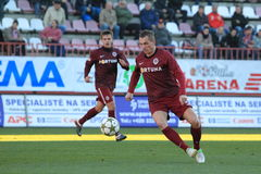Peter Grajciar - Sparta Prague Royalty Free Stock Image