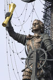 Peter the Great Royalty Free Stock Image