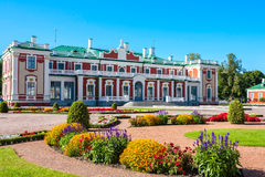 Peter the Great residence in Tallinn Royalty Free Stock Images