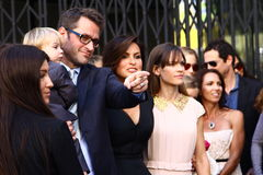 Peter Hermann Mariska Hargitay Stock Photos