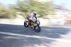 Peter Hickman TT 2014 Fotografia Stock