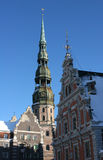 Peter katedralny s st. Zdjęcia Royalty Free