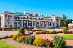 Peter la grande residenza a Tallinn Immagini Stock Libere da Diritti