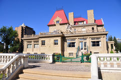 Peter Lougheed House Royalty Free Stock Photos