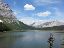 Peter Lougheed Provincial Park Alberta Foto de archivo