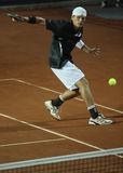 PETER LUCZAK, ATP TENNIS PLAYER Stock Photography
