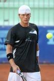 PETER LUCZAK, ATP-TENNIS-SPIELER Stockbilder