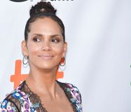 Halle Berry at KINGS premiere at toronto international film festival 2017. Peter Mackenzie attends the 2017 Toronto International Film Festival premiere of ` Stock Image