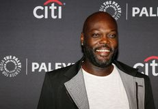 Peter Macon. At the 11th Annual PaleyFest Fall TV Previews - Netflix`s `The Orville` held at the Paley Center for Media in Beverly Hills, USA on September 13 Royalty Free Stock Image