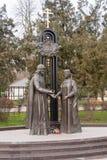 Peter och Fevronia av Muramskie Arkivfoton