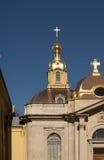 Peter och Paul Cathedral Arkivbild
