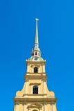 Peter och Paul Cathedral Royaltyfri Foto