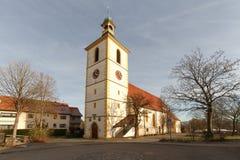 Peter och Paul Church Koengen Royaltyfria Bilder