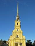 Peter och Paul domkyrka i St Petersburg Royaltyfria Foton