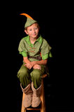Peter Pan Stock Photography