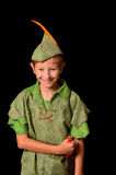 Peter Pan stock images