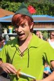 Peter Pan at Disneyland Royalty Free Stock Photo