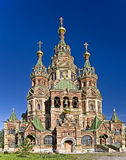 Peter and Paul Cathedral 1 Royalty Free Stock Photo