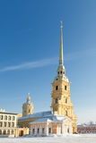 Peter and Paul Cathedral Stock Images