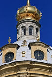 Peter and Paul Cathedral Royalty Free Stock Photos
