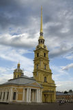 The Peter and Paul Cathedral. Royalty Free Stock Photo