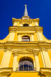 The Peter and Paul Cathedral Royalty Free Stock Photo