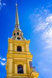 The Peter and Paul Cathedral Royalty Free Stock Photos