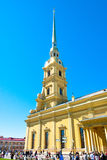Peter and Paul Cathedral Stock Photo
