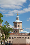 Peter and Paul Cathedral in Kazan Stock Images