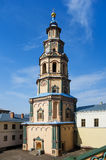 Peter and paul cathedral in kazan, russia Royalty Free Stock Images