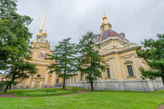 Peter and Paul Cathedral Stock Photos