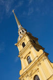The Peter and Paul cathedral Royalty Free Stock Images