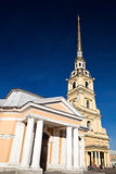 Peter and Paul Cathedral, Saint Petersburg Royalty Free Stock Images