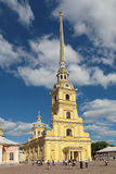 The Peter and Paul Cathedral Stock Photos