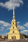 The Peter and Paul Cathedral Stock Photography