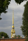 Peter and Paul Cathedral Royalty Free Stock Image
