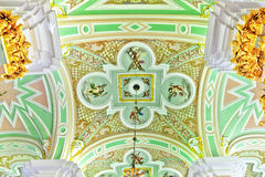 Peter and Paul Fortress. Interior Royalty Free Stock Images