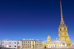 Peter and Paul Fortress. Saint-Petersburg. Royalty Free Stock Image