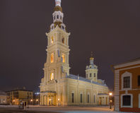 Peter and Paul Fortress in St. Petersburg Stock Photos