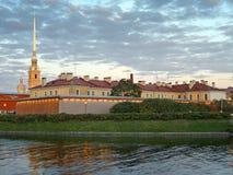 peter petersburg saint Arkivfoto