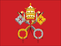 peter rome s för springbrunn för stad för bakgrundsbasilicabernini fyrkantig st vatican arkivfoto