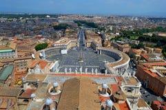 peter rome s saintfyrkant Royaltyfri Foto