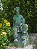 Peter Rosegger Monument Stock Images