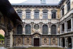 Peter Rubens House in Antwerpen stock fotografie