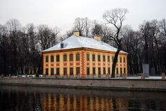 Peter's Palace Royalty Free Stock Photos