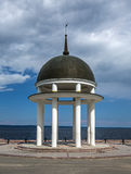 Peter's rotunda in Petrozavodsk Stock Photos
