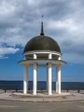 Peter's rotunda in Petrozavodsk stock photos
